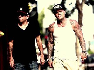 Crazy Town American rap rock band