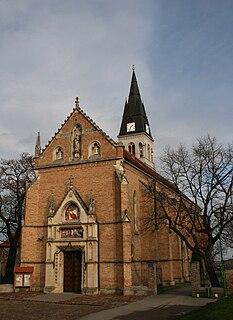 Town in Syrmia, Croatia
