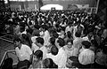 Crowd - Dinosaurs Alive Exhibition - Science City - Calcutta 1995-June-July 599.JPG