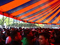 Crowds in the Baishakhi Mela Big Tent.jpg