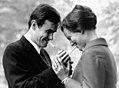 Crown-princess Margrethe and Henri de Monpezat 1966.jpg