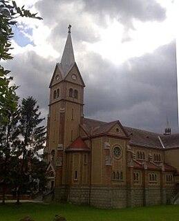 Dănești, Harghita Commune in Harghita, Romania