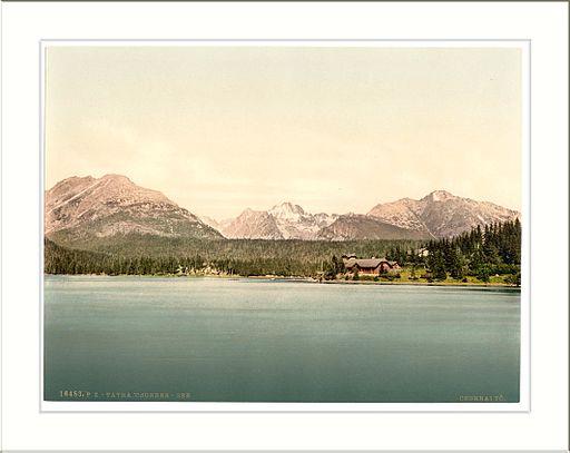 Csorber (i.e. Csorba) See Tatra Austro-Hungary