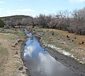 Cucharas River channel cleared.JPG