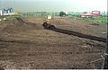 Cut And Fill Excavated Garden Area - Science City - Calcutta 1994-11-03 466.JPG