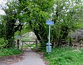 Cyclists dismount - geograph.org.uk - 966150.jpg