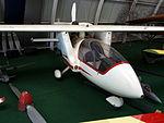 D-EAFB (aircraft) Fischer Brause 35 seen at the Internationals Luftfahrtmuseum Manfred Pflum at Schwenningen pic7.JPG