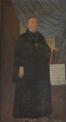 D. Frei José de Santa Escolástica, Mosteiro de Tibães.png