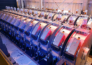 Dual-Axis Radiographic Hydrodynamic Test Facility - The 2nd, refurbished accelerator