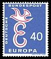 DBP 1958 296 Europa 40Pf.jpg