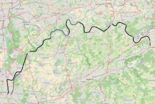 Ruhr Valley Railway Railway line running from Düsseldorf-Rath to Warburg