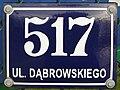 Dabrowskiego St.517 Poznan.JPG