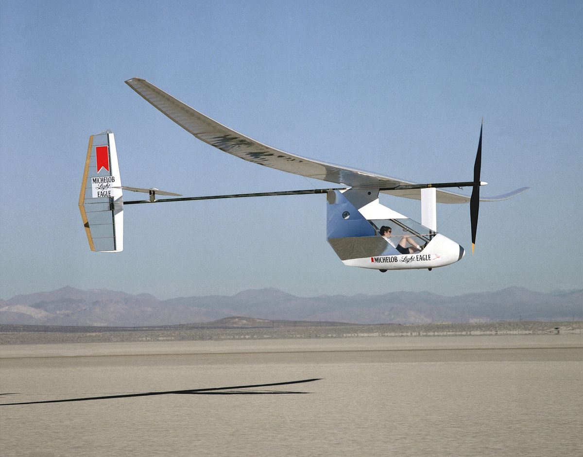 human-powered aircraft - wikipedia, Muscles