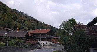 Därstetten - Houses in Därstetten