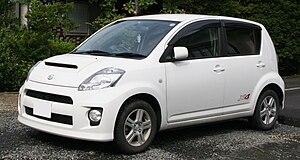 Daihatsu Boon - Daihatsu Boon X4