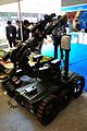Daksh - Remotely Operated Vehicle - DRDO - Pride of India - Exhibition - 100th Indian Science Congress - Kolkata 2013-01-03 2572.JPG