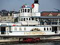 Dampfschiff Stadt Rapperswil - Bürkliplatz 2013-07-20 19-23-33 (P7700).JPG