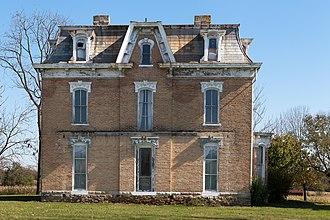 Franklin Township, Warren County, Ohio - Daniel L. Deardoff House