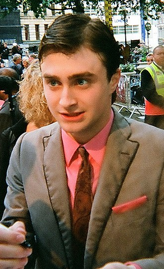 Daniel Radcliffe - Radcliffe at the July 2009 premiere of Harry Potter and the Half-Blood Prince