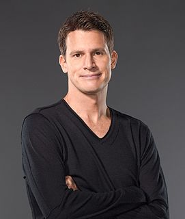 Daniel Tosh American comedian, television host, voice actor, writer and producer