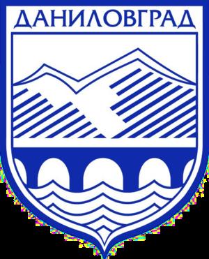 Danilovgrad - Image: Danilovgrad crest