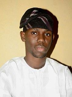 Dapo Lam Adesina Nigerian politician