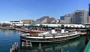 SS South Steyne - South Steyne at Darling Harbour