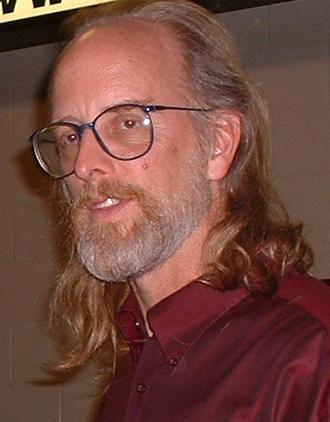 Dave Allen (actor) - Allen in November 2008