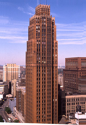 Donaldson and Meier - David Stott Building