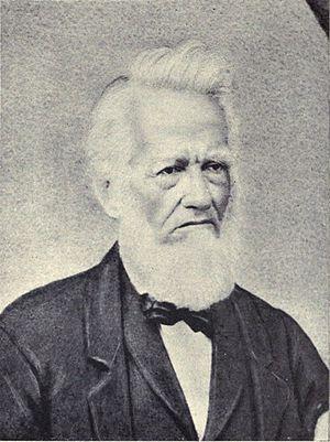 David Belden Lyman - Founder of Hilo Boarding School