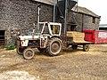 David Brown tractor - geograph.org.uk - 1953322.jpg