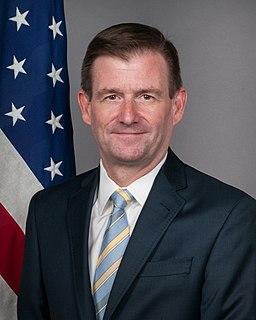 David Hale (diplomat) American diplomat