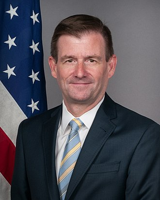 United States Under Secretary of State - Image: David Hale official photo