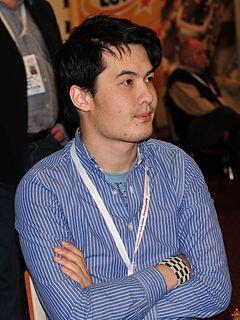 David Howell (chess player) British chess player