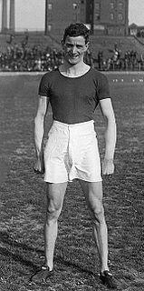 David Jacobs (Welsh athlete) British athlete