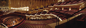 Louise M. Davies Symphony Hall - Auditorium