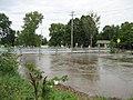 DeKalb Il Kishwaukee River Flood4.JPG