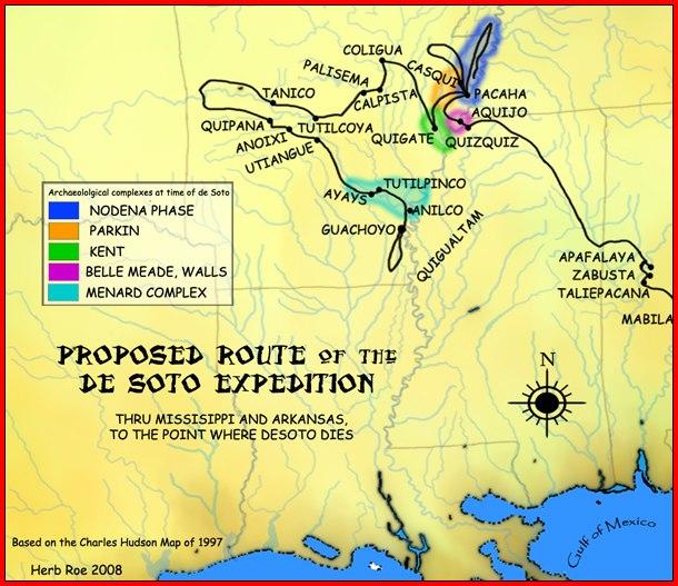 DeSoto Map Leg 3 HRoe 2008