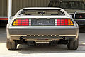 De Lorean DMC-12 2014-05 rear.jpg