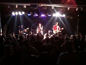 Dead Kennedys - Dead Kennedys at the Bottom Lounge in Chicago, June 2014