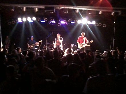 Dead Kennedys at the Bottom Lounge in Chicago, June 2014 Dead Kennedys live in Chicago at Bottom Lounge on west Lake June 27, 2014 23-32 -01 (14530182562).jpg