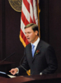 Dean Cannon gestures while sharing his vision for the Florida House.png