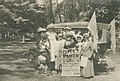 Decorated car with Connecticut suffragists in Litchfied County, August 1911.jpg