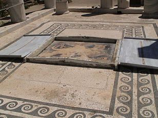 Delos House of Dionysus floor mosaic.jpg