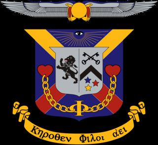 Delta Kappa Epsilon North American collegiate fraternity