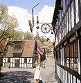 Denmark Aarhus, Jutland. The Old Town. An open air museum.jpg