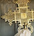 Detail, Ethiopian Processional Cross, Chapel of the Tablet (2856103383).jpg