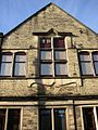 Detail of Thornhill Briggs Working Men's Club, Old Lane, Brighouse - geograph.org.uk - 599885.jpg