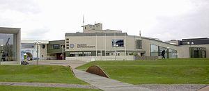 German Maritime Museum - The main museum building