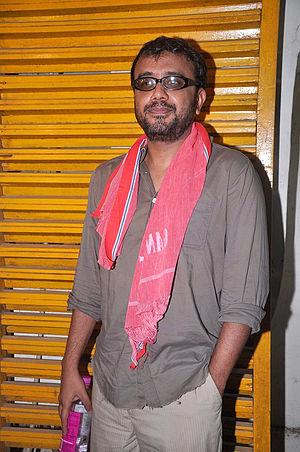 Dibakar Banerjee - Banerjee at the screening of Gangs of Wasseypur in 2012